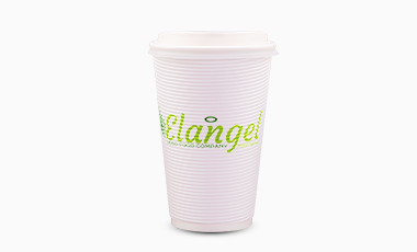 Eco compostable paper cups