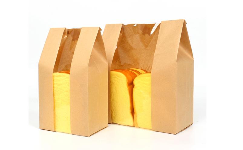 Bread paper bag 1