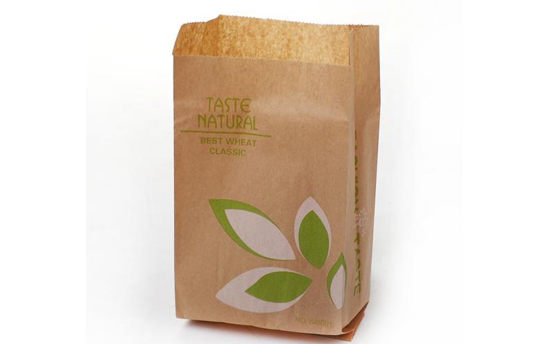 brown snack bag