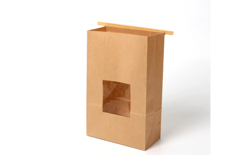 tin tie paper bag